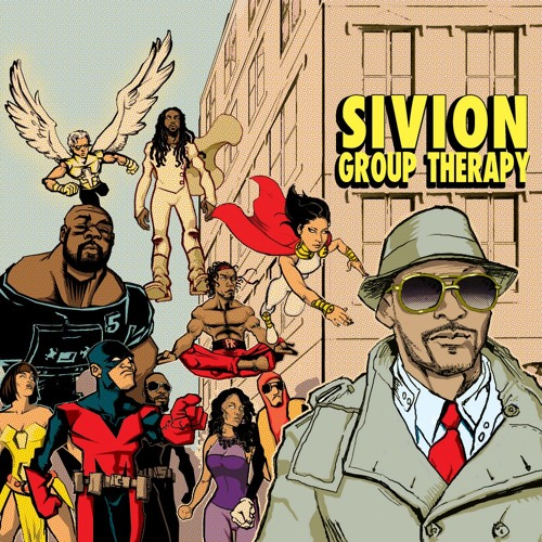 """Sivion """"Telecom"""" (Tarik Sabar remixes)"""