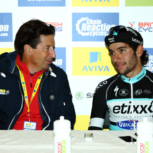Interview - Fernando Gaviria Stage 4 Winner Of Aviva Tour Of Britain 2015