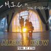 M.I.C. - Already Know Feat. Don Benjamin