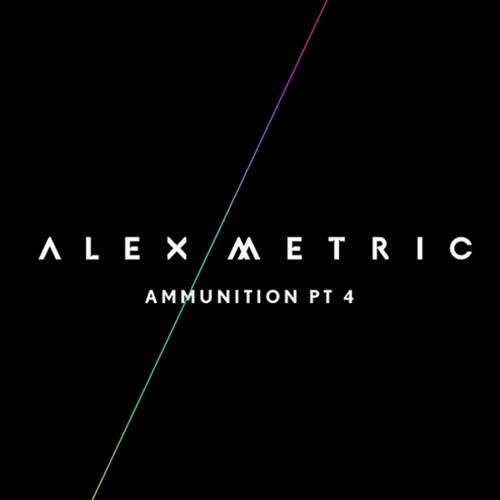 Alex Metric - Drum Machine (ft. The New Sins)