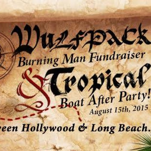 Ben Annand Live at Tropical Boat Afterparty with Wulfpack, August 15, 2015