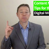 Content Marketing Tips For The Modern Digital Marketer To Reduce Overwhelm