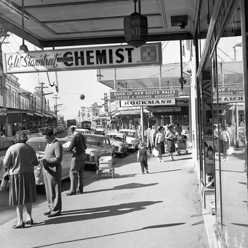 Growth of High Street Maitland &  Johnston's shoe store - Colin Johnston - 11 August 1989