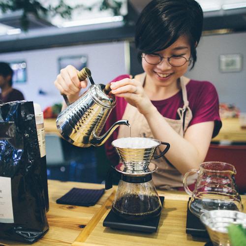 Vincent's Coffee Pop-up #2   Ryozan Park Otsuka, Tokyo