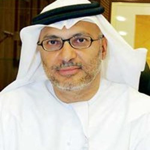 """a Success Story.."" Dr. Anwar Gargash"