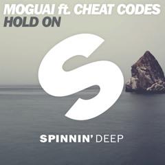 MOGUAI ft. CHEAT CODES - Hold On (Radio Edit)