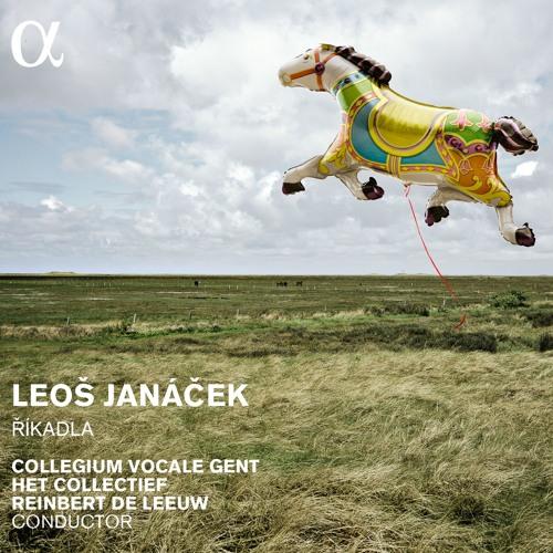 JANACEK - Kačena divoká [The Wild Duck] JW IV/18 - Collegium Vocale Gent, Reinbert de Leeuw