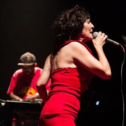 Jenny Nager + Germán Nager + Fede Flores - Inferno (En Vivo En Sala De Las Americas - Octubre 2014)