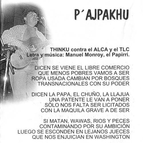 P AJPAKHU  de Manuel Monroy, el Papirri