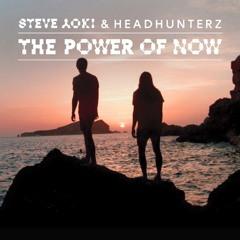 Steve Aoki & Headhunterz - The Power Of Now