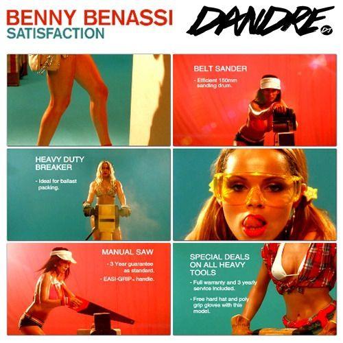Benny benassi -satisfaction b17 edit [free download] youtube.