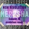 "Meresha ""New Revolution (Caboan 7D evolution remix)"""
