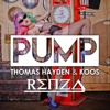 Thomas Hayden & Koos - PUMP! (Mike Renza Remix)BUY = FREE DL