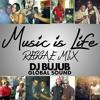 MUSIC IS LIFE REGGAE MIX