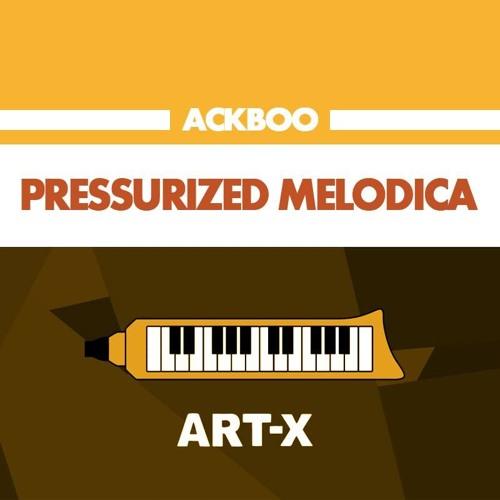 Ackboo - Pressurized Melodica (ft. Art - X)
