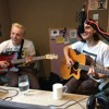 Clipper on The Pete Jones Show - Radio Reverb in Brighton (07 - 09 - 2015)- Session 30mn into show!