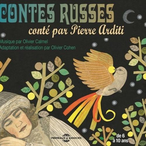 Contes Russes - Pierre Arditi / Olivier Calmel
