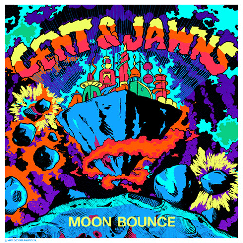 Gent & Jawns - Moon Bounce