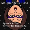 Unit 1 Review for Honors Algebra 2