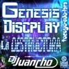 Nelson Velasquez - Entrégame Tu Amor - Genesis Discplay La Destructora - DJ Juancho (EL ORIGINAL)®★ Portada del disco