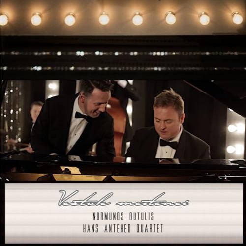 Vēstule Meitenei (Promo mix)- Normunds Rutulis, Hans Antehed Quartet, Katrīna Cīrule