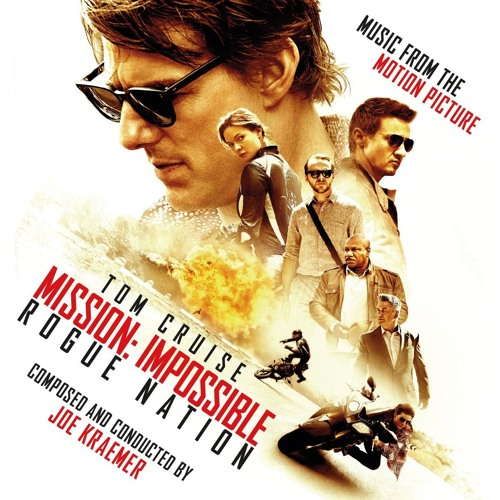 """Moroccan Pursuit"" - Mission: Impossible - Rogue Nation"