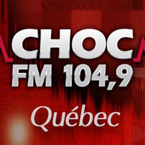Céline Lassalle sur CHOC FM - Québec