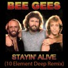 Bee Gees - Stayin' Alive (10 Element 2015 Deep Remix)