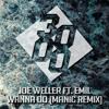 Joe Weller ft. Emil - Wanna Do [Manic Remix] [Free Download]