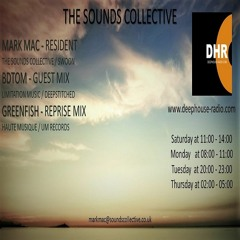 BDTOM MARK MAC AND GREENFISH SOUNDS COLLECTIVE SHOW
