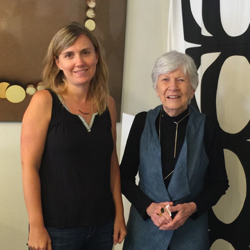 """Conversations"" Episode 1: Betty Cooke Interview by Cara Ober"