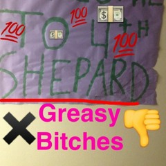 Greasy B1tch - Teddy N' Schlaef Feat. Boom