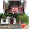 The sound inside the Hip Tin Kung Temple 協天宮 at Nam Chung 南涌, New Territories, Hong Kong