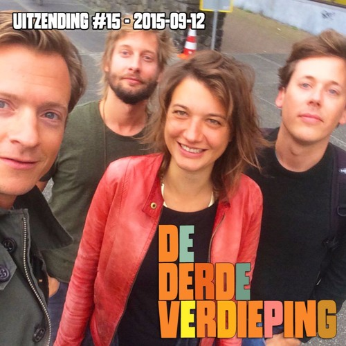 Aflevering #15 - 12 september 2015
