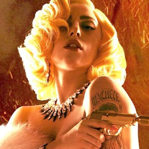 Miley Cyrus Vs. Lady Gaga - 1 Sun Vs. Mary Jane Holland (Mashup)