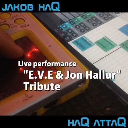 EVE & John Hallur Tribute - [Cubasis & Kaossilator] Video On YouTube