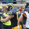 Michigan IMG (Jim Brandstatter) De'Veon Smith 3rd TD run 28-7 4Q 9-12-15