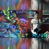 Arcade League of Legends Song - Bit Rush - Guitar Cover