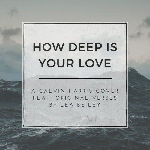 Calvin Harris How Deep Is Your Love Gerst X Dj Ravine Edit Click Quot Buy Quot For A Free Download By Gerst On Soundcloud Hear The World S Sounds