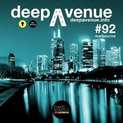 David Manso - Deep Avenue #092