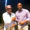 RAY CHEW & MALIK YOBA / Two guys from Harlem talking NYC, music with an impromptu performance