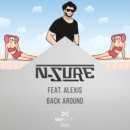 N-Sure feat. Alexis - Back Around - MXUP006 - Out Now!
