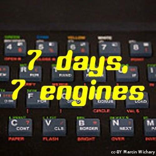 7days7engines Day 1: qaop test1