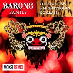 Yellow Claw & Mightyfools - No Class (Moksi Remix) [FREE DOWNLOAD]