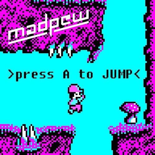 press A to jump