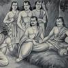 PDE Mahabharata 47. Duryodhana and the Gandharvas