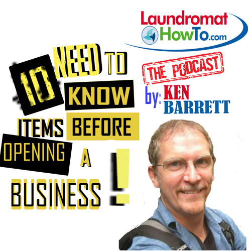 09 - Ten Need to Know Items before Opening a Business