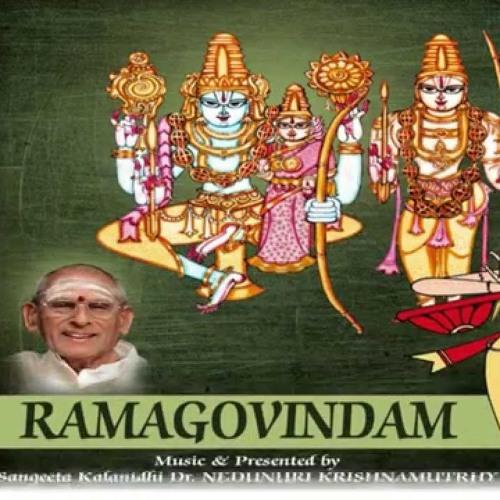 BHADRACHALA RAMADASU - RAMA GOVINDAM