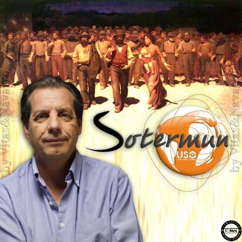 Entrevista a SANTIAGO GONZALEZ RELACIONES EXTERNAS de Sotermun Y ADJUNTO A INTERNACIONAL EN LA USO