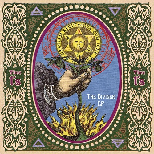 Thee Ones - diviner EP (+PQF Kinks Cover)
